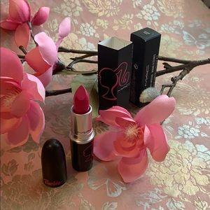 MAC RARE Barbie NIB Rocking Chic lipstick